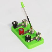 Interruptor-Solo cuchillo de un solo interruptor de cuchillo de doble tiro experimental suministros equipos eléctricos física enseñanza