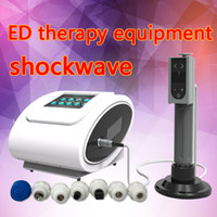 Förderung Esthetic Shockwave-Therapie-Maschine für ED-Therapie Technologie Physiotherapie Shockwave Für Schmerzlinderung Gerät CE genehmigt