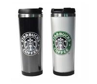Kupalar Çay Şarap Kupası Seyahat Starbucks fincanlar 14 oz 420ml Paslanmaz Çelik Mug Esnek Bardaklar Çay Tumblers Mug Çay