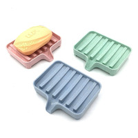 Creative Drain Soap Saver Tray Seifenhalter Abtropfschale Stop Mushy Soap