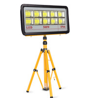 Stents Crestech LED Flood Light, IP66 Waterproo 50W- 600W Sup...