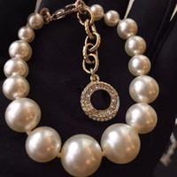 Marca della moda ha francobolli Braccialetti di design per perle per lady women party wedding lovers regalo di fidanzamento gioielli di lusso con scatola CHB0419