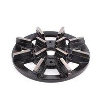 10 штук 8-дюймовый 10-дюймовый металлический скрепочный алмазный шлифовальный круг шлифовальный диск для обработки поверхности гранита твердого камня