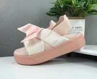 2019 Platform Slide Wns Outdoor-Schuhe Sandalen, modische Mädchen-Laufschuhe für Streetwear, formelle Schuhe für Frauen, Online-Shops