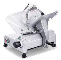 Hammelfleisch-Schneidemaschine-Handelsfleisch-Hobel-Schneidemaschine 10,5 Zoll automatischer Lamm-Kebab-Rollenrindfleisch-Rollen-Schleifer LLFA