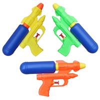Çocuklar Su Tabancası oyuncak Yaz Tatili Çocuk Squirt Plaj Oyun Oyuncak Spray Tabanca su tabancası Kids Yenilik Oyuncaklar Kum En Hediyeler TLZYQ1129 oyna