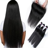 XBL Straight Hair Bundles And Frontal , virgin straight hair ...