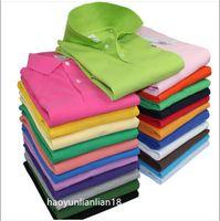 LACOSTE Alta qualità Coccodrilli Polo Camicie Uomo solido lavata dell'acqua del cotone pantaloncini estivi Homme T-shirt Mens Polo Camicie Poloshirt HLE10