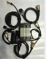 MB Estrela C3 multiplexador de alta qualidade mb SD versão relé branco conexão compacto 3 chips completa com profissional de cabos para ferramentas de diagnóstico benz