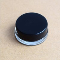 5ml Capacidade Jar CR vidro Wax Dabs Concentrados Garrafa Criança resistente Frasco de vidro + tampa de plástico Sem vara
