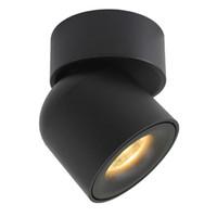 NOUVEAU LED Downlight Energy Saving lampe Montage en surface Nordic Style multi-couleur aluminium CREE chips maison commerciale Drop Shipping