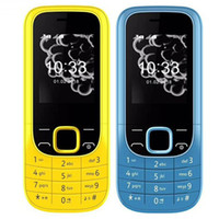 """المزدوج سيم بطاقة 2320C مصغرة الهاتف المحمول 1.77 """"QCIF شاشة الكاميرا 64G RAM 32G ROM سينجال الأساسية GSM الهاتف المحمول الرجال النساء الهاتف"""