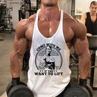 Brand Bodybuilding Stringer Sport T Shirt Gym Tank Tops Running Vest Men Fitness Sleeveless Undershirt Golds Gym Top Men Cloth Q190521