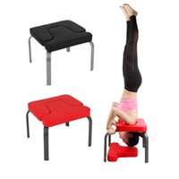 Yoga Aids Workout Chair Headstand Stool Multifunctional Spor...