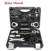 إصلاح متعددة الوظائف دراجات أداة دراجة اليد 18 في 1 أطقم الدراجة المهنية أداة صندوق عالية الجودة شحن مجاني