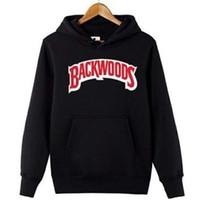 Hoodie sonbahar kış erkek backwoods uzun kollu hip hop tasarımcı erkekler tişörtü adam hoodies doğru boyut S-2XL