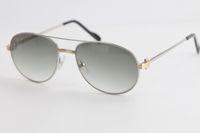 Продажа моды металлические солнцезащитные очки классические пилоты металлические рамки простой досуг вырезать топ качество солнцезащитные очки золотые металлические рамки солнцезащитные очки