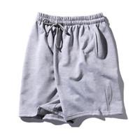 Designer Mens Shorts de Verão de estilo da marca Shorts padrão impresso Mens Casual cor sólida calças curtas Moda Esporte Curto Calças Joggers