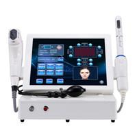 2에서 1 질 조임 HIFU 차원 4D HIFU (12 개) 라인 피부 리프팅 주름 제거 바디 슬리밍 치료 얼굴 아름다움 기계