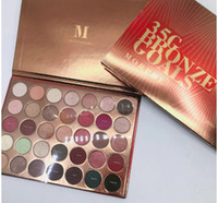 New Eye Makeup 35G Bronze Goals Artistry Eyeshadow Palette M...