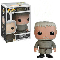 Brand New Funko Pop HODOR Game of Thrones Toy Collection Sim...