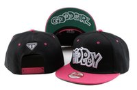 2020 modo poco costoso Cayler Sons snapbacks di marca da baseball Cappelli Hip Hop pelle Via Hat Dance For Men nero delle donne osso Taiping