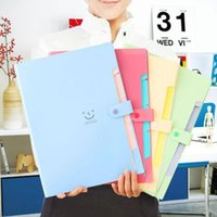 A4キャンディコロアマルチレイヤーファイルパケットバッグドキュメント防水拡大ファイルファイリング製品オフィススクールサプライ品HA638