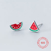 China Silver Jewelry Suppliers new model red watermelon 925 ...