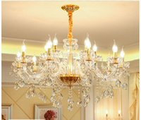 Free Shipping Crystal Chandelier Hanging Living Room K9 Crys...