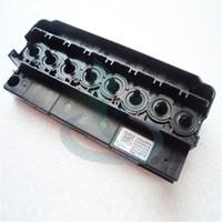 Для головки Epson DX5 F158000 F160010 F187000 воды печатающая Pirnt Коллектор / адаптер для 4800 4880 7800 9800 печатающей головки адаптера