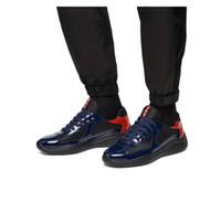 Beat Men Zapatos casuales Zapato deportivo de alta calidad zapatos de lujo zapatos de cuero colores sólidos vestido zapatillas zapato zapato tamaño38 ~ 45