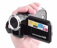 HD 720P videocamera portatile 1,5 pollici TFT 16MP 8X Digital Video zoom della videocamera portatile della macchina fotografica ad alta velocità USB2.0