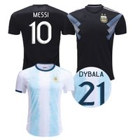 2019 cop america 3XL 4XL football shirt MESSI Camiseta de fu...