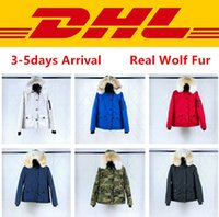 Top Quality Canada CHILLIWACK MONTEBELLO Parka Women Real Wo...