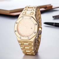 concepteur Montres Hommes / Montres quartz en acier inoxydable Montres de femmes Chronomètre de montres de luxe pour les hommes RELOJES Meilleur gros cadeau