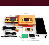 Stock 638 in 1 Games handheld game console children' s h...