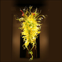 Spanish Multicolor Lamps Chihuly Style Multicolor Art Decor ...
