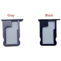 Бесплатный DHL Sim лоток для iPhone 5 5S SIM карты лоток держатель черный и серый цвета