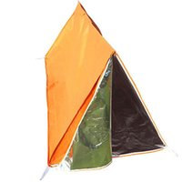 d789003f9c2f Argent Emergency Shelter Tent Outdoor Ultralight Portable Camping ...