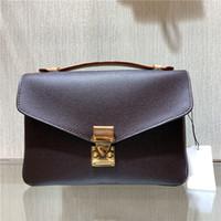 Fashion Frauen heiße Verkaufshandtasche Umhängetasche echtes Leder elegante Umhängetaschen diagonale Shopping-Taschen Handtasche Kupplungen