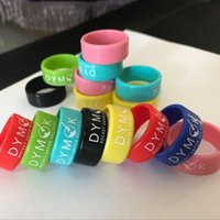 Silicone Rings Vape Bands Custom 16mm 24mm 26mm Diameter E- C...