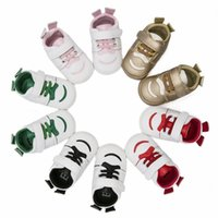 Baby Shoes Infant Leisure Sports Anti- slip Toddler Shoes Bab...