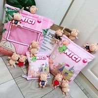 2019 Hot Sale Wibbly Pig Plush Toy Pillow NICI Cushion Child...