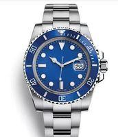 Top Ceramic Bezel montres automatiques pour hommes Luxusuhr orologi da donna di lusso montre suisse de luxe avec logo