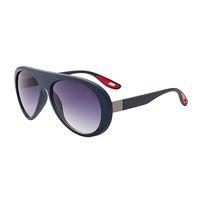 Top calidad de la lente de cristal polarizado gafas de sol de piloto clásica mujeres de los hombres de la moda como lugar de sol gafas con casos y accesorios 4310 gratis