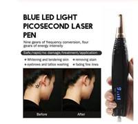 Новая модернизированная Neatcell poiniter Пикосекундного лазера ручка татуировки удаление родинок темного пятна пигментные шрамы угорь Remover красоты машина