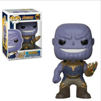 Funko Pop Thanos Vinyl Marvel Comics Avengers 3 Action Figur...