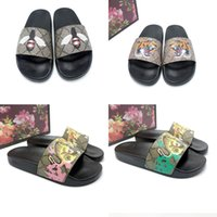 Designer Sandals Shoes Rubber Men Women Sandals Slipper Luxu...