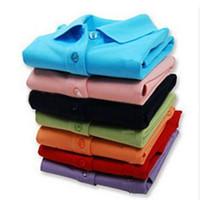 Bahar Lüks İtalya Erkekler Tişört Tasarımcı Polo Gömlek High Street Nakış küçük atı timsah Baskı Giyim Erkek Marka Tişört w1