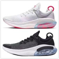 2019 Joyride Run Mens Running Shoes esportes Triplo Black White Platinum Tint Universidade Red Racer azul Mulheres Athletic Shoes US5.5-11